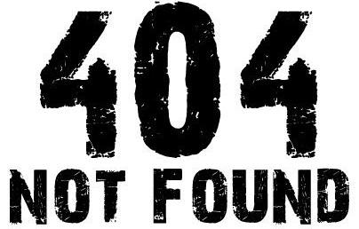 ������ 404