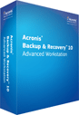 Acronis Backup&Recovery Online Backup for Workstation